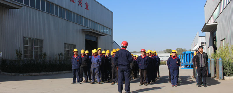 Zhengzhou Beston Amusement Equipment Co., Ltd workers