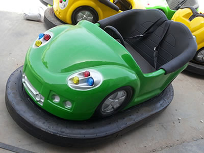 Amusement Park Ground Grid Electric Bumper Car
