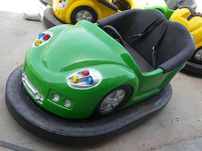 Amusement Park Ground Grid Electric Bumper Car