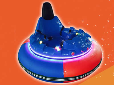 Battery Powered Inflatable Indoor Bumper Cars