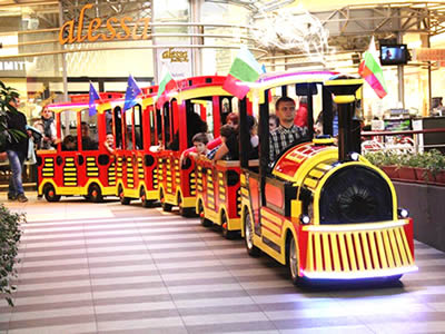 Beautiful mall train for sale with low price