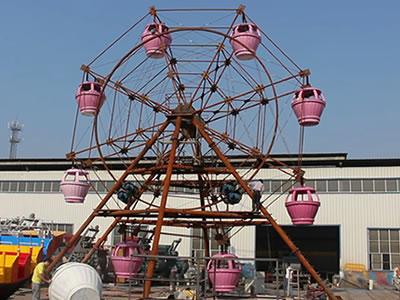 Beston 15m ferries wheel amusement park ride