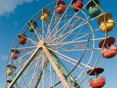 Beston 30m vintage ferris wheel