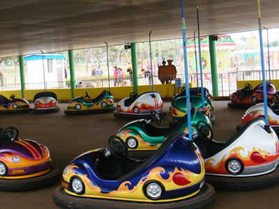 Beston ceiling amusement park bumper cars