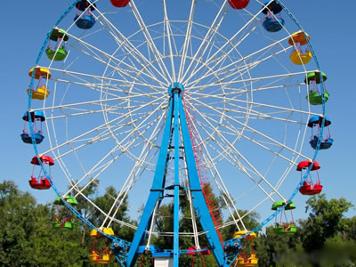 Beston ferris wheel