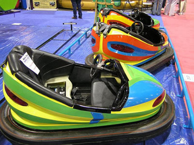 Beston outoor battery operated bumper cars