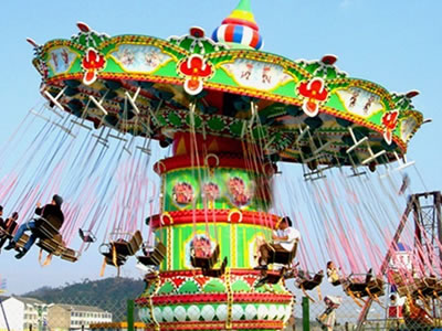 32 persons carnival swing ride