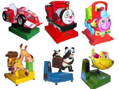 Beston coin operated rides