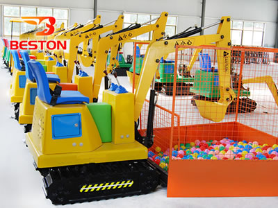 amusement ball diggers for kids for sale