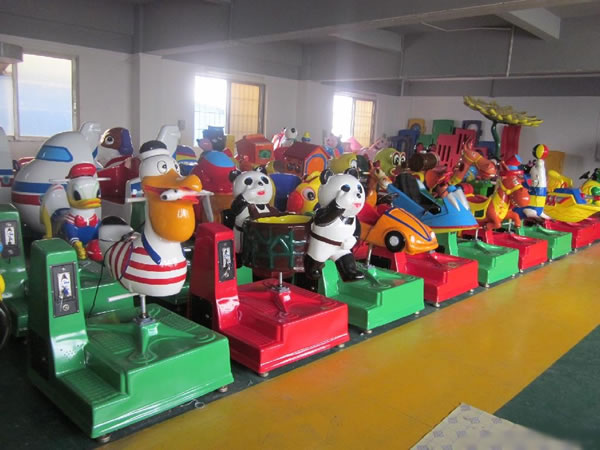 Beston coin operated kids amusement ride