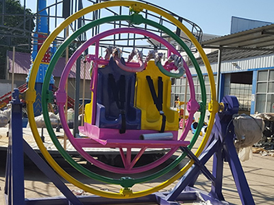 4 persons human gyroscope at competitive price