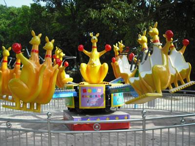 joying kangaroo techno ride for sale