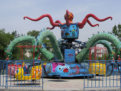 quality Octopus Ride for sale from Beston