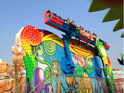 Beston beautiful miami funfair ride for sale