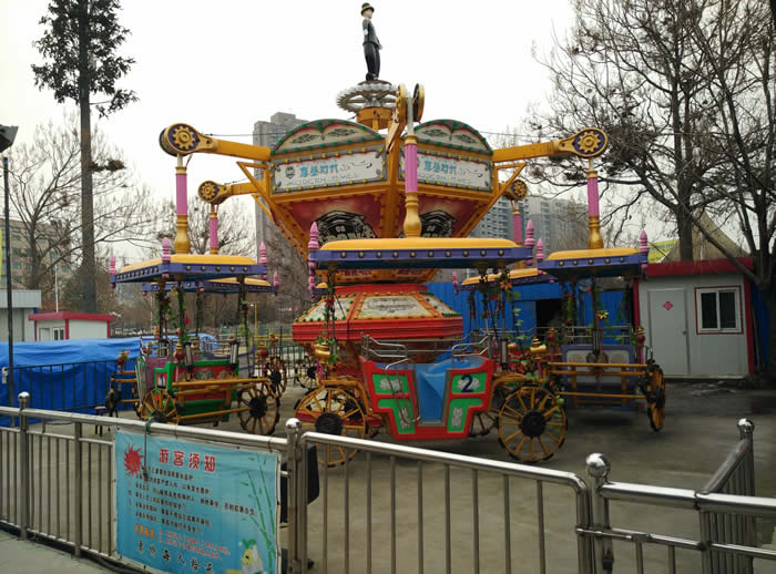 modern times fairground ride for sale