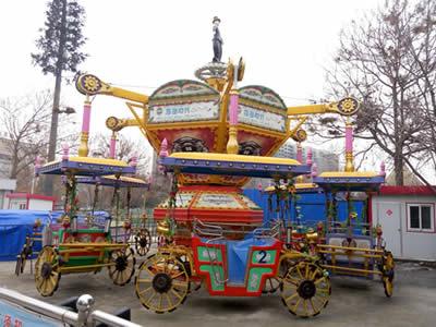 modern times fairground ride