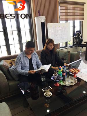 Клиент посетил зал Beston в Узбекистане