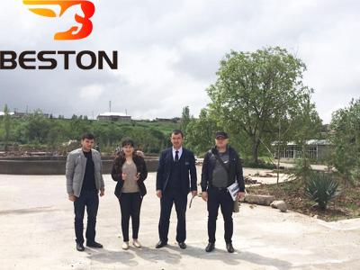 Beston команда с клиентами
