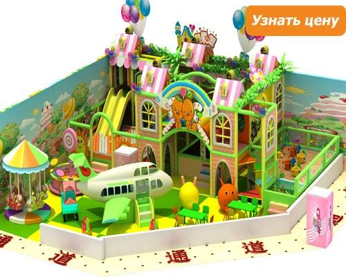 Beston Детский игровой лабиринт Тема лес