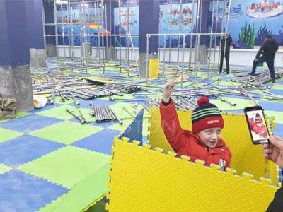 Beston Детский Игровой Лабиринт в Казахстане