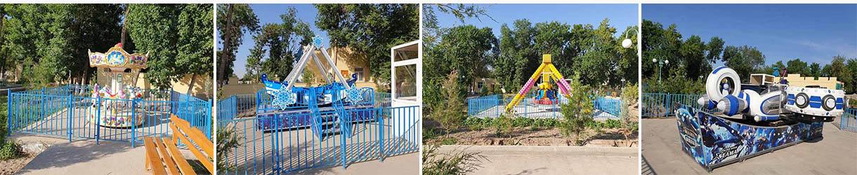 Beston детское колесо обозрения в Туркменистане