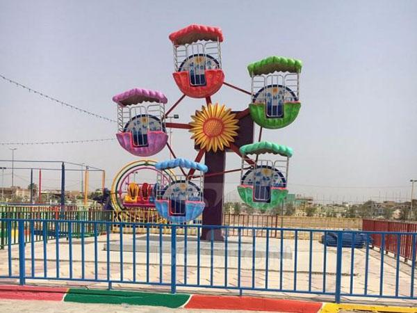 Beston детское колесо обозрения в Ираке