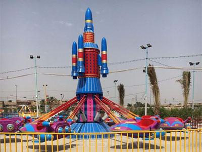 Beston карусель мини-джет «Ракета» в Ираке
